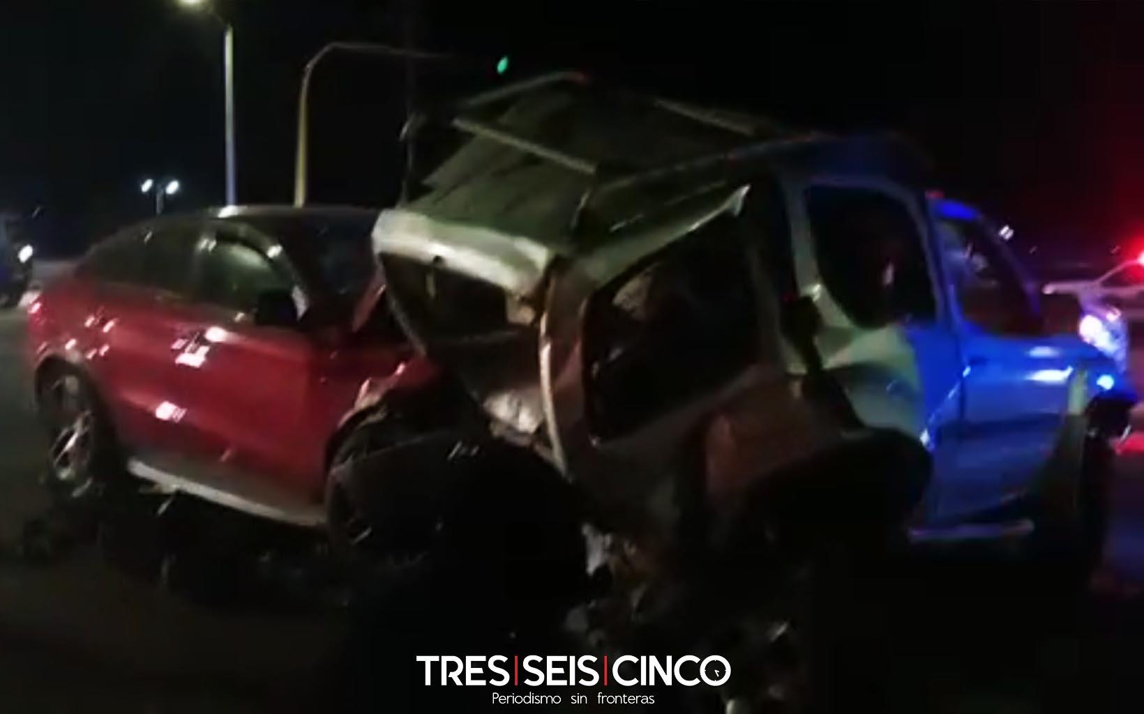 Las víctimas de un conductor imprudente