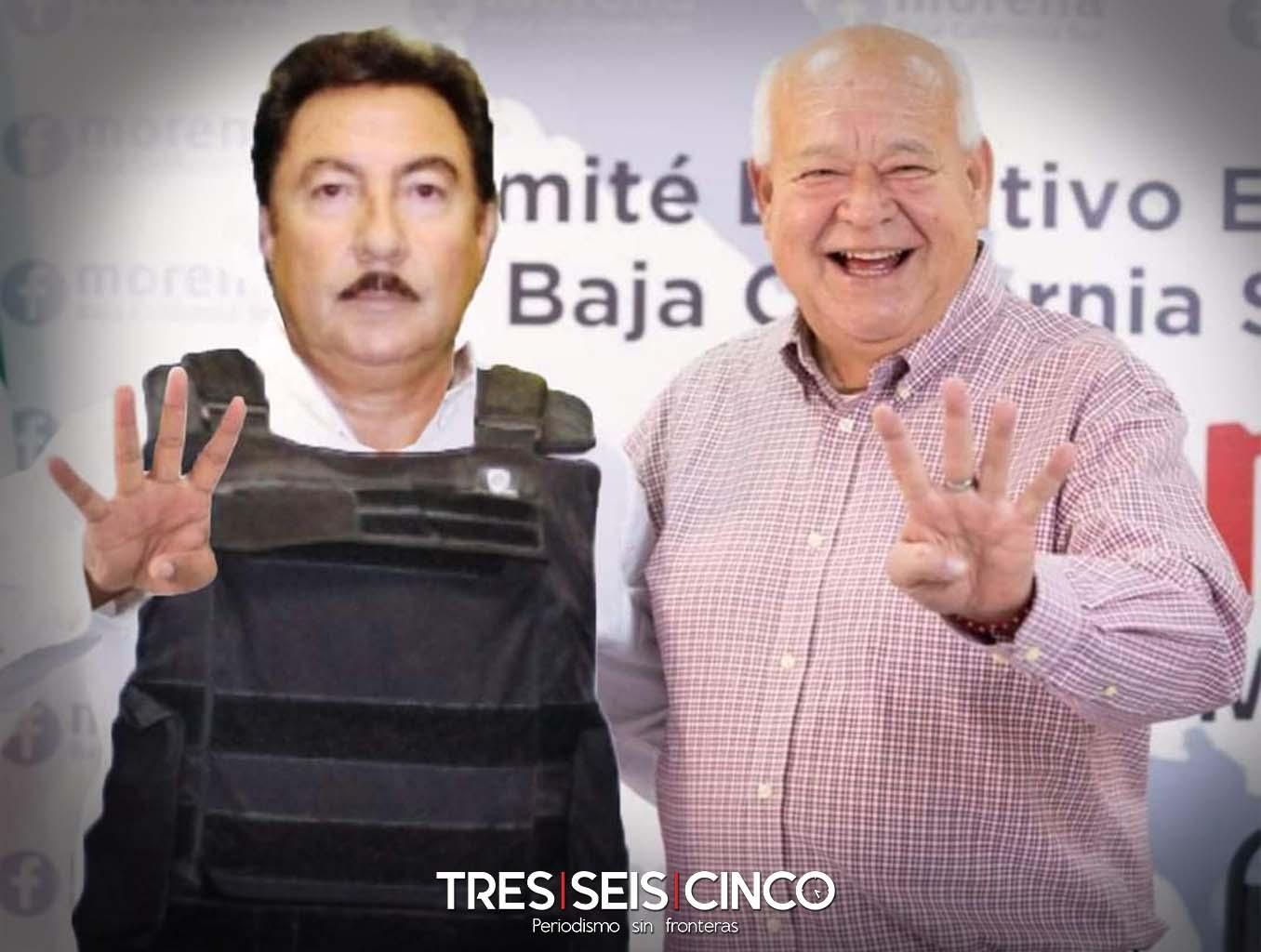 Morena trae de vuelta a Narciso Agundez a través de alianza con PT